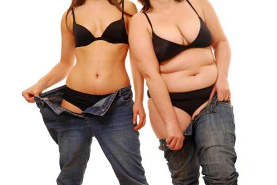 сохранить результат после диеты