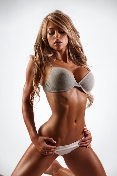 фитнес модель